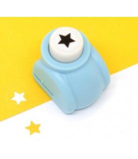 """Mini perforadora de figuras """"estrella"""""""