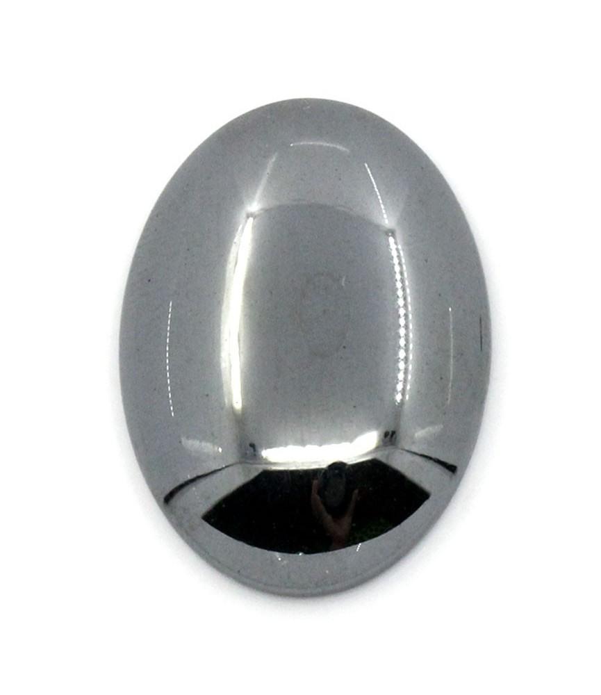 Cabuchon de metal 25x18mm