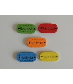 Botones de madera Handmade