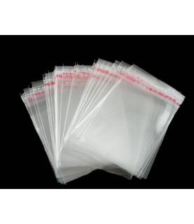 Pack de 200 bolsas de plástico de 6x4cm