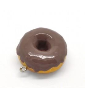 """Colgante resina """"donuts"""""""
