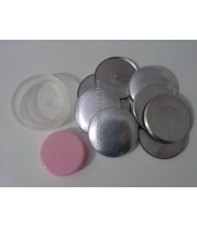 Kit para forrar botones talla 60 y 4 botones