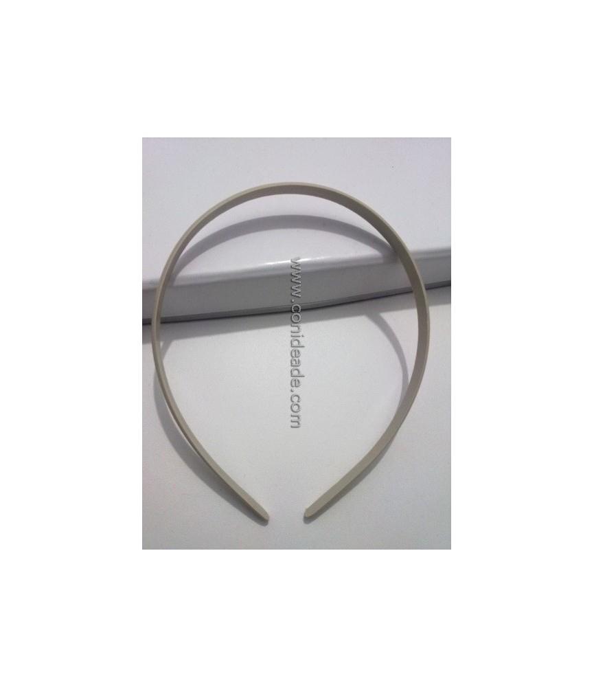 Diadema de plástico 7 mm para forrar