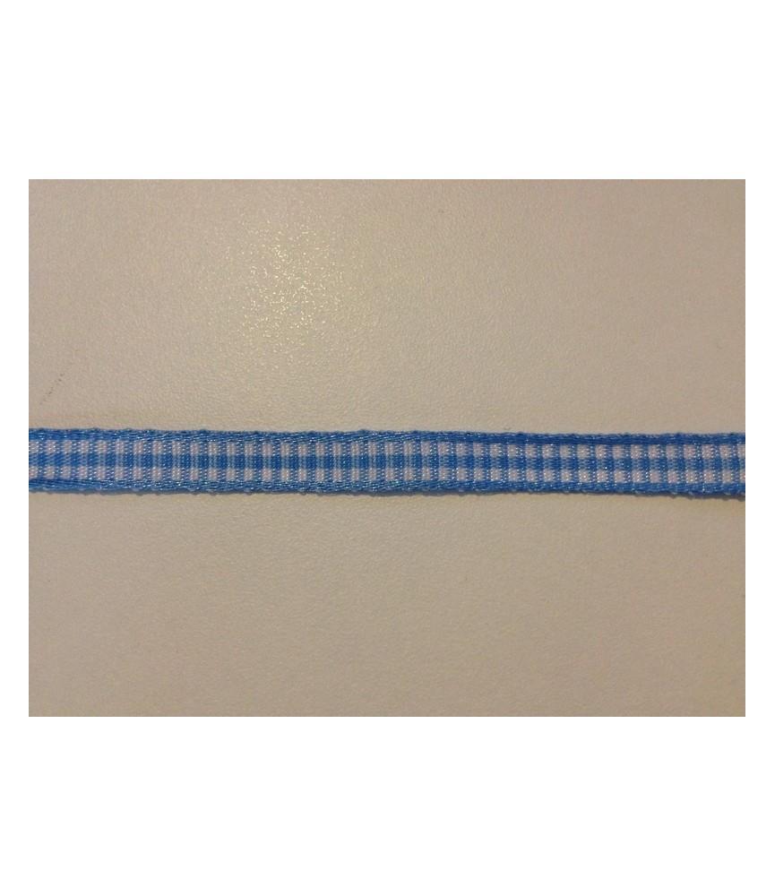1 metro de cinta vichy 0,5 cm