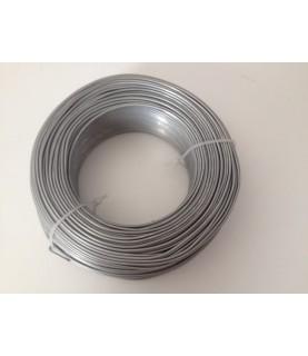 Alambre de aluminio 1.5mm gris