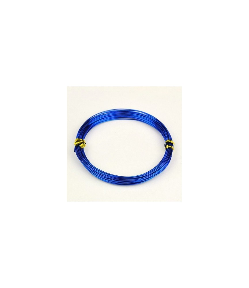 Alambre de aluminio azulon 1mm