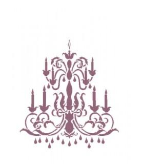 Plantilla stencil DIN-A4 Mod 3088