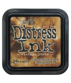 Tinta Distress Ink vintage photo