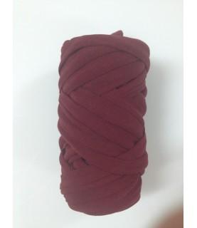 Mini rollo de trapillo granate