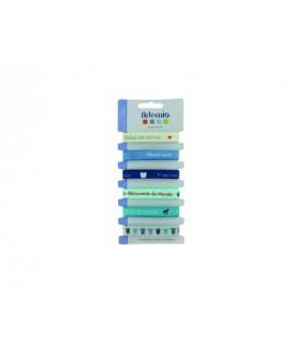 Pack 6 cintas estampadas modelo niño