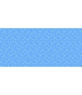 Papel decorativo para pegar mod estrellas azul