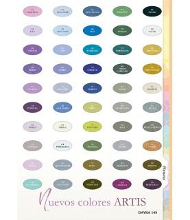 Pintura acrilica Artis nacar 60 ml