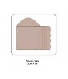 Album carton marinero