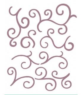 Plantilla stencil DIN-A5 Mod 103
