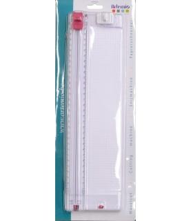 Guillotina blanca 10 cm x 36 cm