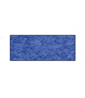 Tela de popelin azul marmoleada