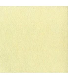 Hoja de fieltro purpurina beige