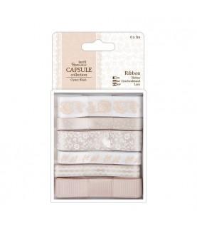 Pack 6 cintas mod Oyster blush