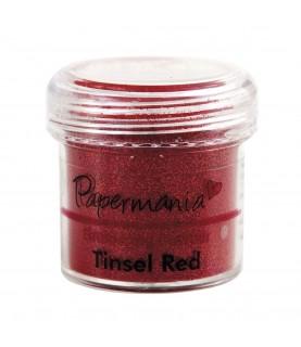 Polvo de repujado-Embossing rojo