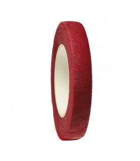Cinta para floristeria Floral tape roja