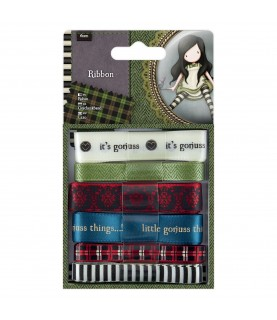 Pack 6 cintas de 10 mm gorjuss mod 3