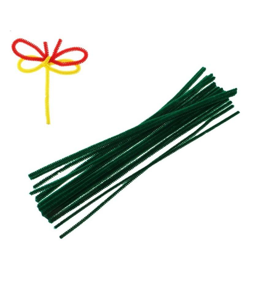 pack 10 Limpiapipas color verde