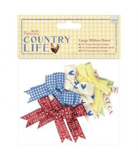 Bolsa de 12 lazos de country Life