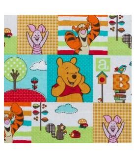 Tela Winnie the Pooh colores
