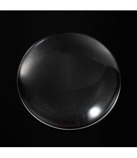 Cabuchon cristal de 50 mm