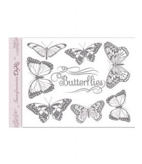 Imagen para transferir mod Butterflies A5