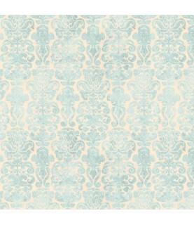 Tela gorjuss My story mosaico azul claro