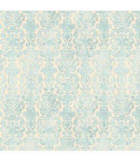 Comprar Tela gorjuss My story mosaico azul claro de Conideade
