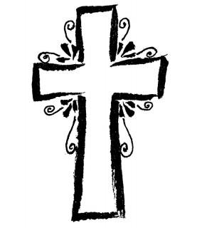 Comprar Sello de madera cruz de Conideade