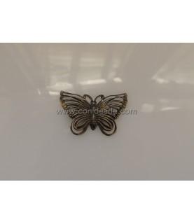 Charm mariposa de filigrana