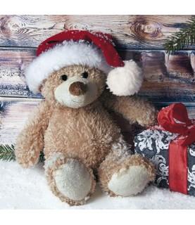 Comprar Servilleta para decoupage osito navidad de Conideade