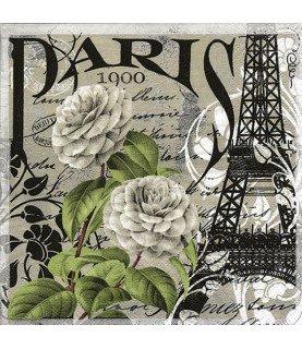 Comprar Servilleta para decoupage paris 1900 de Conideade