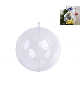 Comprar Bola de plastico 10 cm sin separador