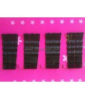 Comprar Pack de 48 horquillas negras básicas de Conideade