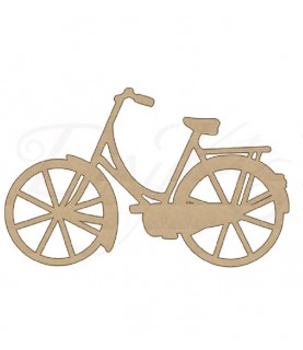 Comprar Silueta DM Bicicleta 23x14,5 cm