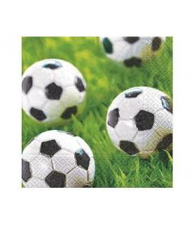 Imagén: Servilleta futbol