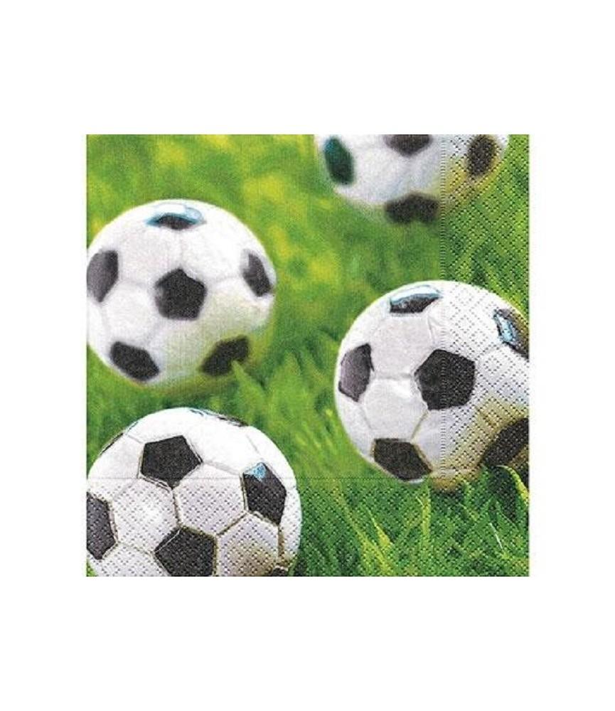 Servilleta futbol