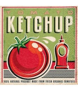 Comprar Servilleta para decoupage Ketchup de Conideade
