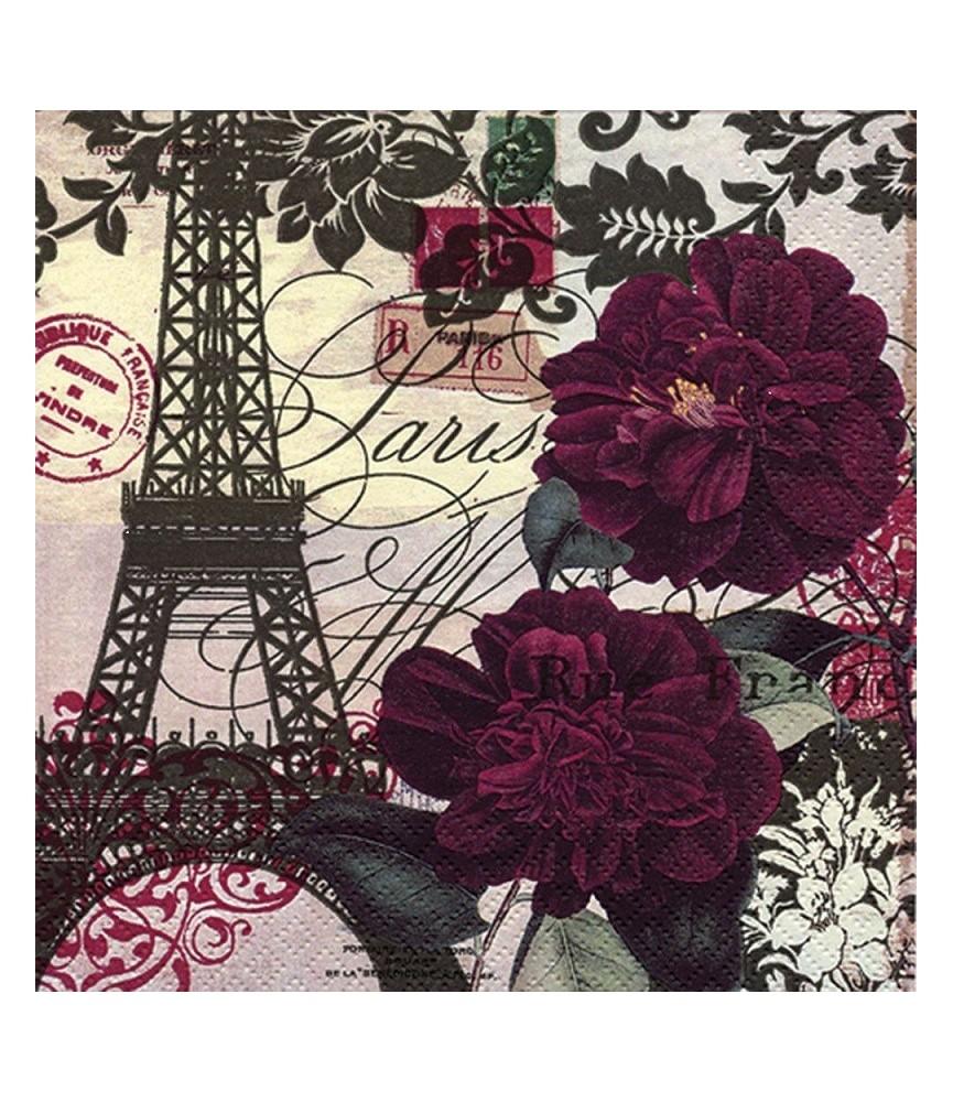 servilleta para decoupage arte en Paris
