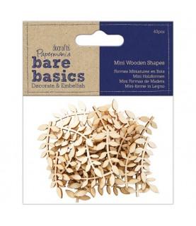 Comprar Mini Formas de madera Hojas de Conideade