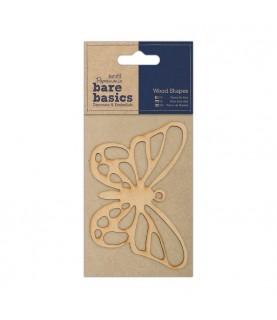 Comprar Silueta de madera mariposa de Conideade
