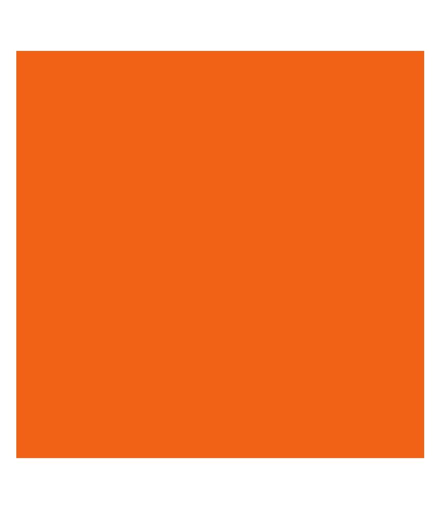 Pintura textil So Soft Americana naranja neón