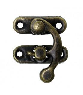 Comprar Cerradura maletin gancho en bronce de Conideade