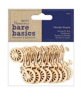 Comprar Pack 8 bicicletas de madera de Conideade