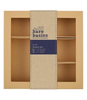 Caja clasificadora de carton 21x21cm