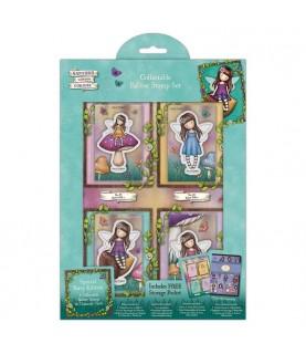 Comprar Hoja con 4 sellos coleccionables edicion especial hada de Conideade